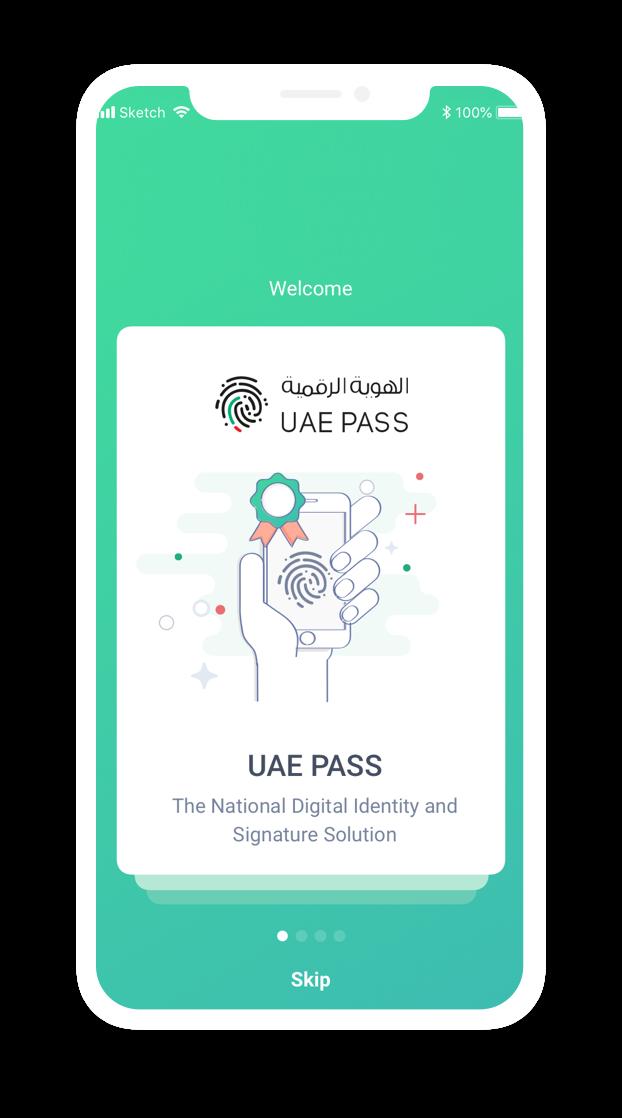 UAE PASS 3