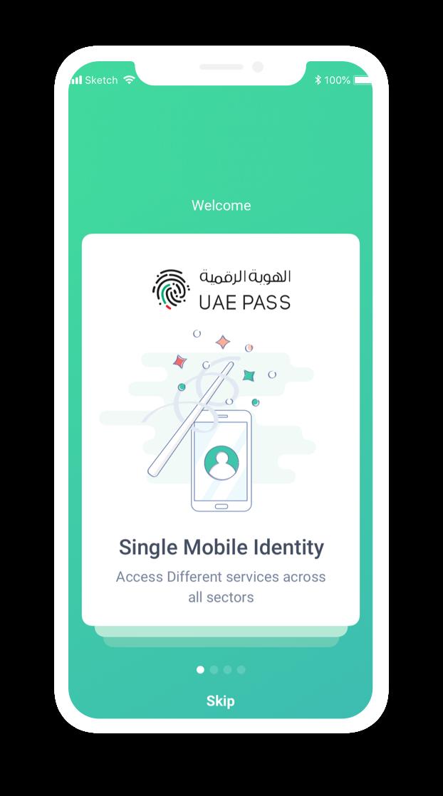 UAE PASS 4