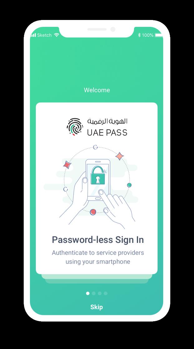 UAE PASS 5