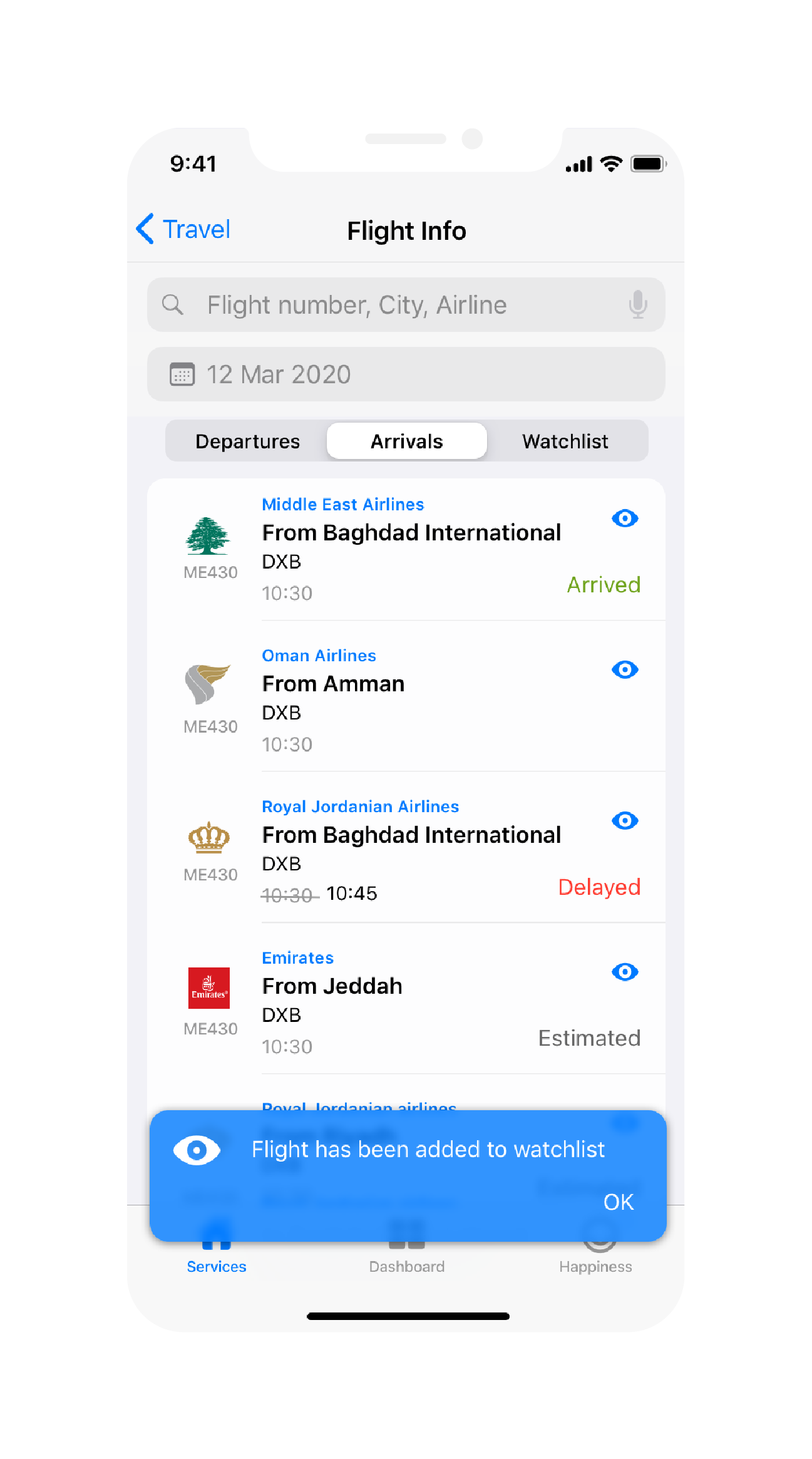 DubaiNow App 3