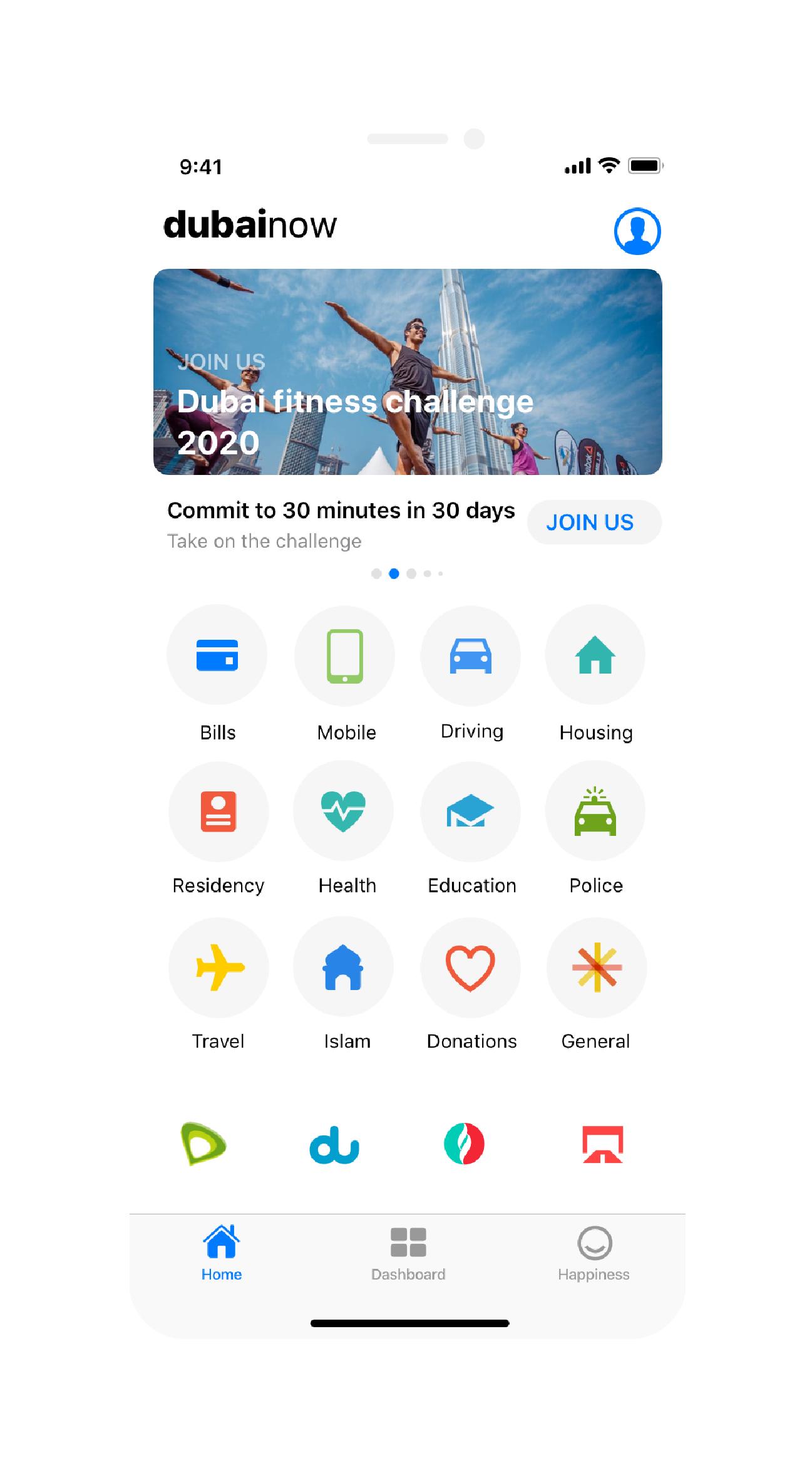 DubaiNow App 0