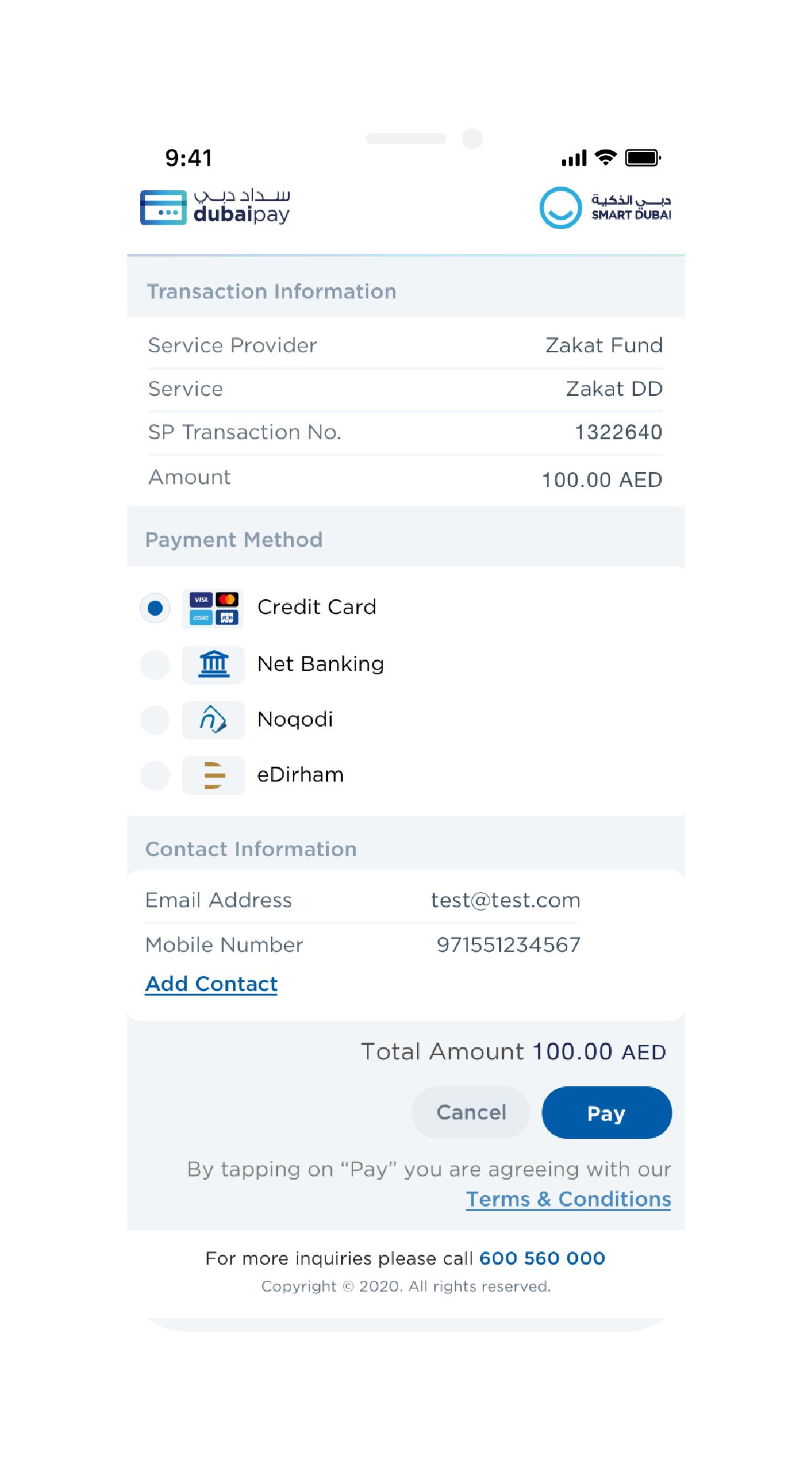 DubaiPay App 6